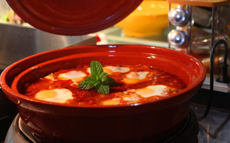 Recette tajine kenta aux œufs économique > cuisine étudiant