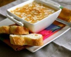 Recette velouté de navets boule d'or et crème