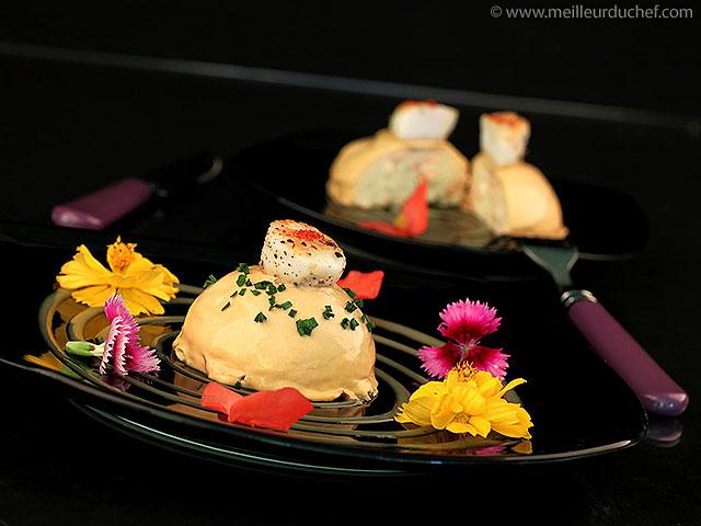 Terrine de coquilles saint-jacques  fiche recette avec photos ...