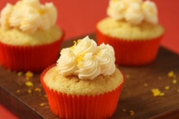 Recette de cupcake à l'orange facile et rapide