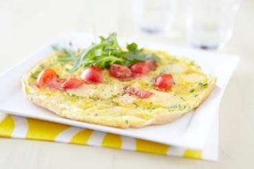 Recette de omelette au maroilles facile et rapide