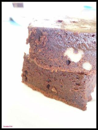 Recette de brownie au micro-ondes