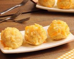 Recette beignets de carottes façon créole