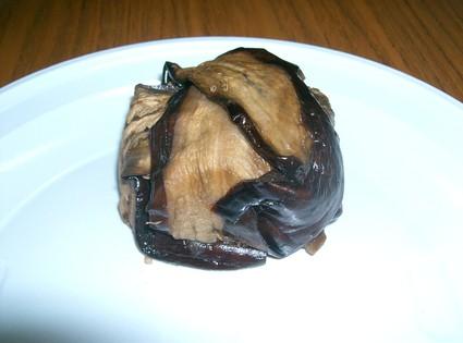 Recette de terrine d'aubergines au thon
