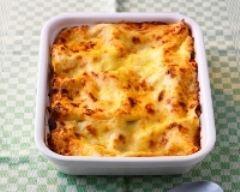 Recette lasagnes au jambon et ses petits légumes