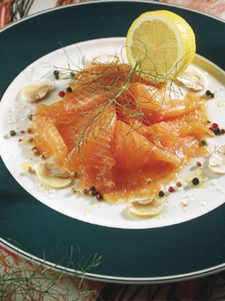 Recette de saumon mariné aux agrumes