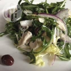 Recette salade de truite fumée au fenouil – toutes les recettes ...