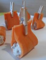 Recette de bouchées de carotte au thon
