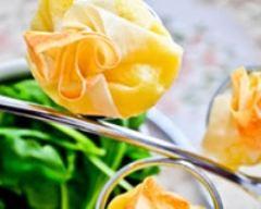 Recette croustillants au reblochon de savoie