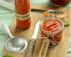 Recette tomato ketchup