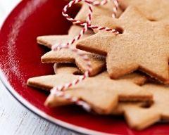 Recette biscuits au gingembre et à la cassonade