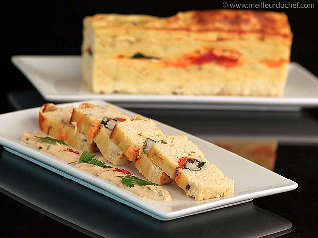 Terrine de homard  fiche recette avec photos  meilleurduchef.com