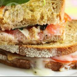 Recette croque au chèvre et au basilic – toutes les recettes allrecipes