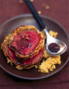 Filet de boeuf en croûte d'épices, polenta pour 6 personnes ...
