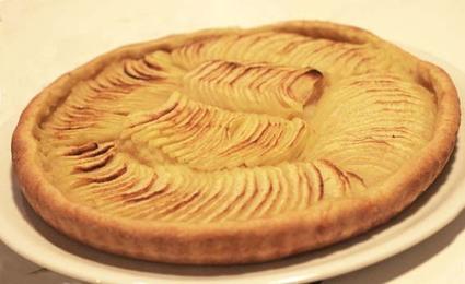 Recette de tarte aux pommes de mamie