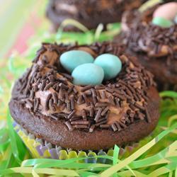 Recette cupcakes nid d'oiseau – toutes les recettes allrecipes