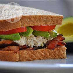 Recette sandwich thon, avocat et bacon – toutes les recettes ...