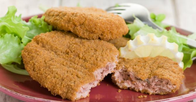 Recette de croquettes de saumon au persil, sauce légère à la ...