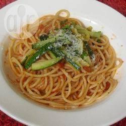 Recette spaghetti aux courgettes – toutes les recettes allrecipes