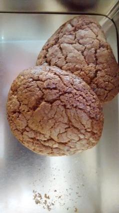 Recette de cookies choco praliné