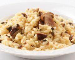 Recette risotto aux cèpes et aux bolets