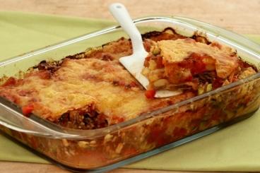 Recette de lasagnes de boeuf et légumes facile et rapide