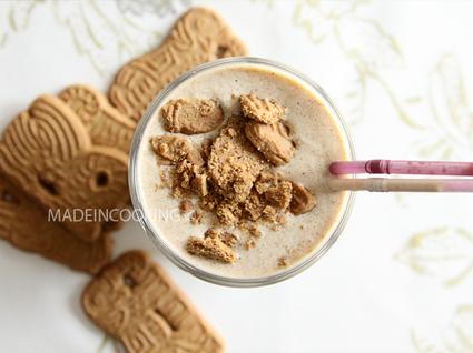 Recette de milk-shake vanille spéculoos®