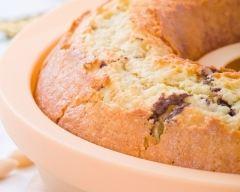 Recette gâteau aux pépites de chocolat facile