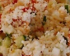 Recette couscous de chou-fleur