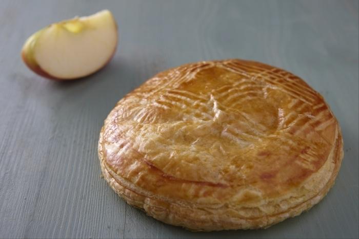Recette de galette des rois, frangipane et pommes caramélisées ...
