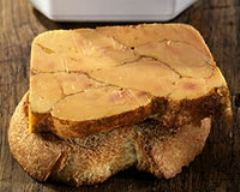 Recette foie gras aux épices douces