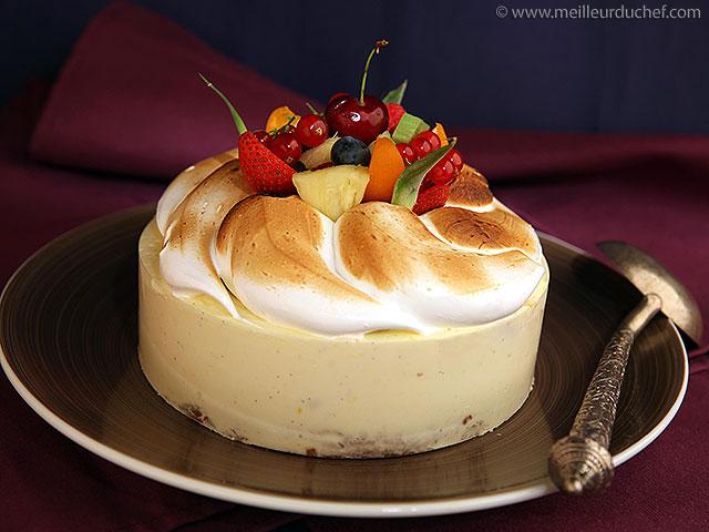 Le tutti frutti  fiche recette avec photos  meilleurduchef.com