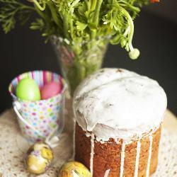 Recette kulich : gâteau de pâques russe – toutes les recettes ...