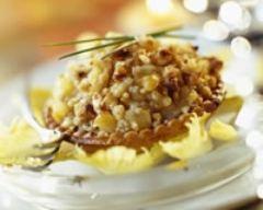 Recette tarte crumble à la pomme de terre