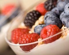 Recette délice aux fruits rouges