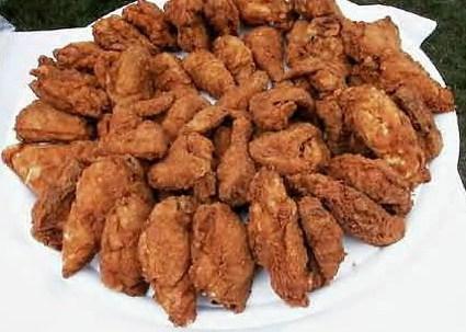 Recette de poulet à l'américaine