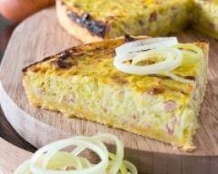 Recette tarte aux poireaux facile