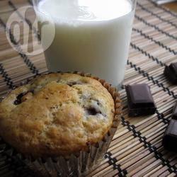 Recette muffins myrtilles et chocolat – toutes les recettes allrecipes
