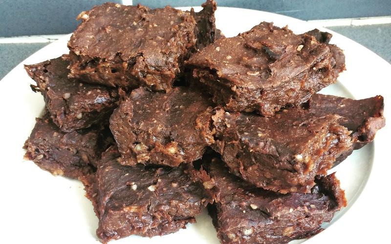 Recette brownie de patate douce économique et simple > cuisine ...