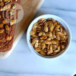 Recette graines de potiron grillées et épicées – toutes les recettes ...