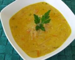 Recette soupe au chou végétarien
