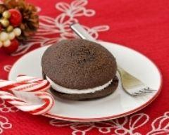 Recette whoopie pies à la vanille et au chocolat