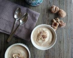 Recette petites mousses maison à la crème de marron