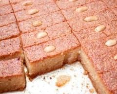 Recette gâteau de sucre à la grecque