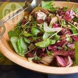 Recette salade fenouil, cresson et canneberges – toutes les ...