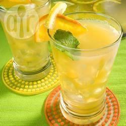 Recette punch sans alcool aux agrumes et à la menthe – toutes les ...