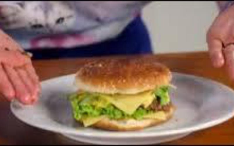 Recette hamburger oriental économique > cuisine étudiant
