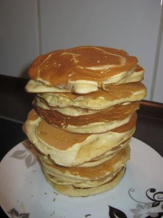 Recette de pancakes usa