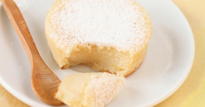 Recette de petits gâteaux magiques à la noix de coco