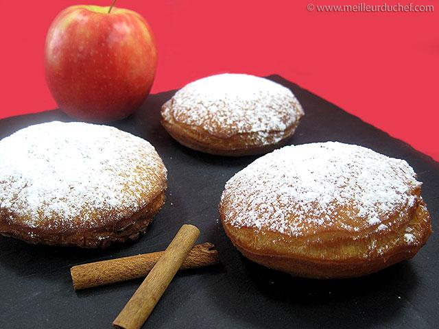 Beignets de pomme  recette de cuisine avec photos ...